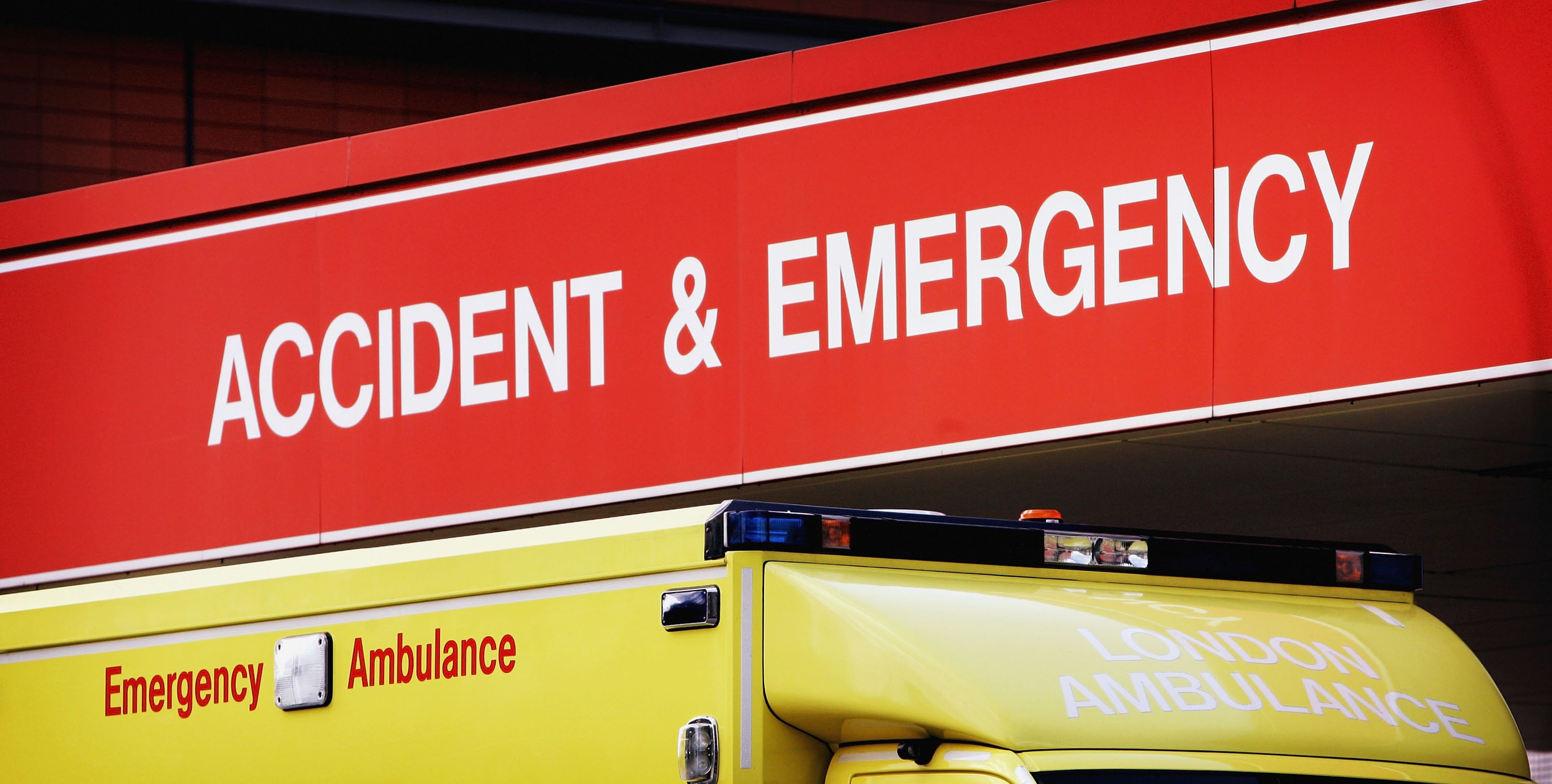 accident and emergency a&e
