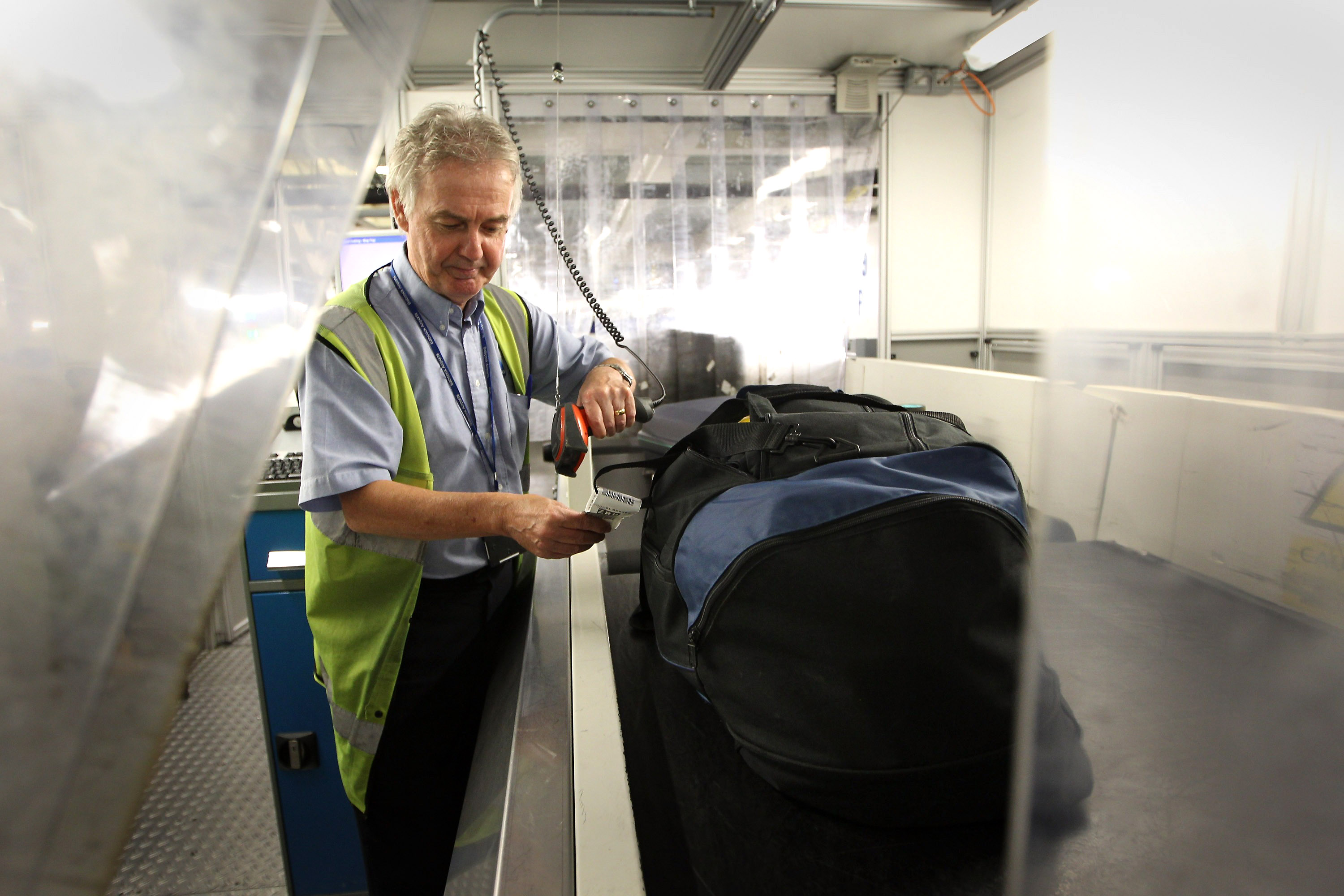 Behind The Scenes At Heathrow's Terminal Five