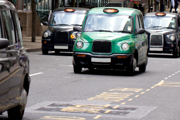 green cabs case study