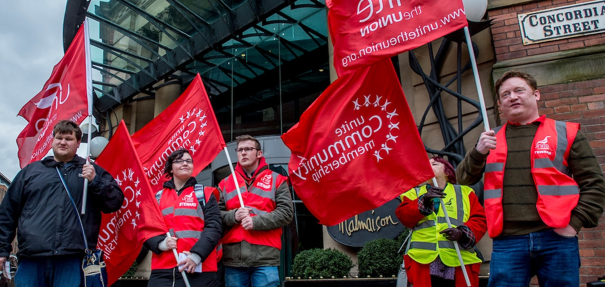 Unacceptable working conditions and pay at the Malmaison Hotel group