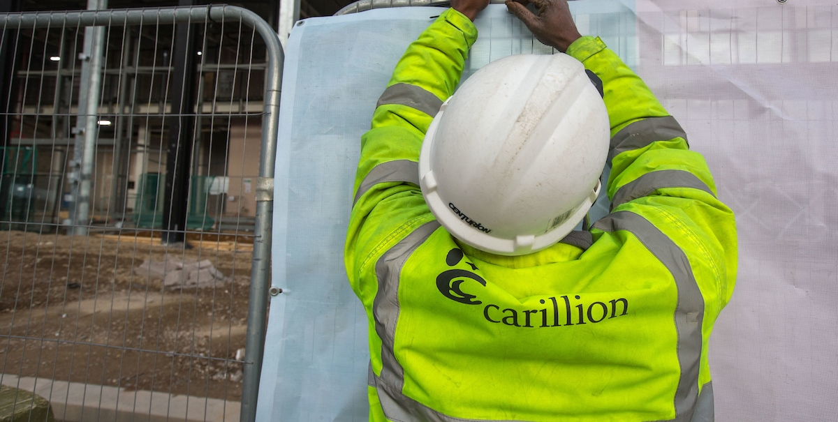 Carillion goes into liquidation