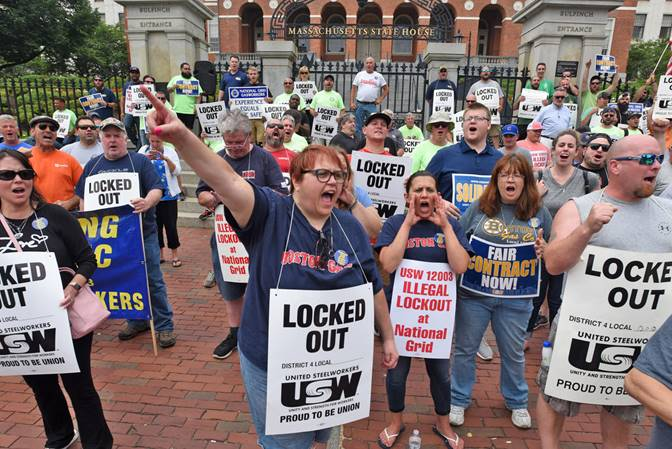 usw lock out