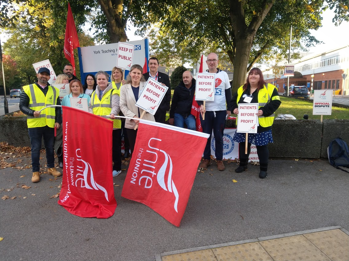 york teaching hospital wholly owned subsidiaries