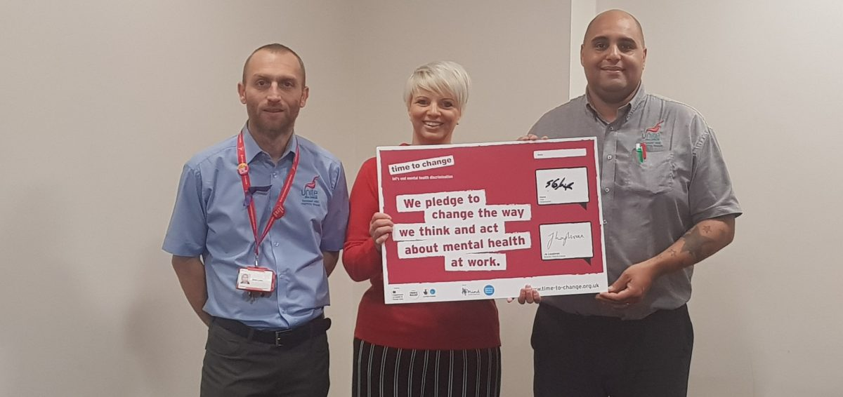 unite west mids time to talk2