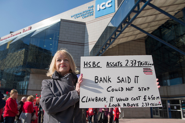Maria Hipkiss has lost £1417 in clawback from her pension