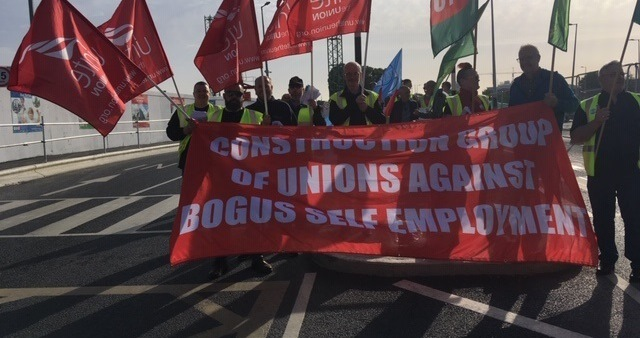 bogus self employment ireland